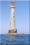 SV8006 : Bishop Rock Lighthouse by Des Blenkinsopp