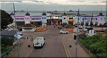 TM1714 : Clacton-on-Sea: Clacton Pier (3) by Nigel Cox