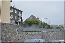 SX4853 : Plymouth Castle (rems of) by N Chadwick