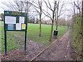 TQ3792 : Ainslie Wood, near Chingford by Malc McDonald