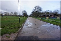 SU9878 : Upton Court Park, Slough by Ian S