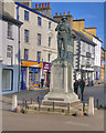 SD5192 : Kendal War Memorial by David Dixon