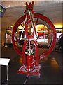 NT2573 : National Museum of Scotland - steeple engine by Chris Allen
