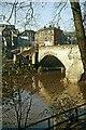 NZ2742 : Framwelgate Bridge, Durham, 1967 by Alan Murray-Rust