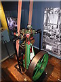NT2573 : National Museum of Scotland - Tangye steam engine by Chris Allen