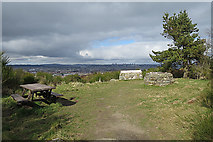 NJ9302 : Kincorth Hill Viewpoint by Anne Burgess