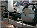NT2573 : National Museum of Scotland - textile mill engine by Chris Allen