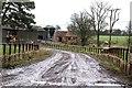 TF8423 : Kipton Ash Farm by P Gaskell