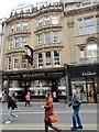 NZ2464 : Jeweller's shop on Blackett Street by Robert Graham
