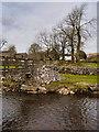 SD8780 : The Dales Way at Beckermonds by David Dixon