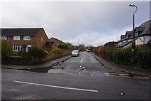 SU9877 : Castle Avenue off Slough Road, Datchet by Ian S