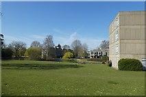 SE6250 : B block and Derwent Lawns by DS Pugh
