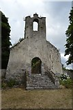 S4943 : Kells Priory - ruined outlier church by N Chadwick