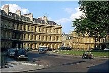 ST7465 : The Circus, Bath, 1966 by Alan Murray-Rust