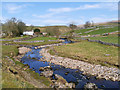 SD8780 : River Wharfe, Beckermonds by David Dixon
