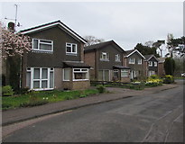 SO6302 : Church Gardens houses, Lydney by Jaggery