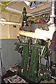 TM0124 : Colne Dredger - engine by Chris Allen