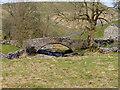 SD8780 : Yorkshire Dales, Beckermonds Bridge by David Dixon