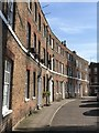 TF4609 : Union Place in Wisbech by Richard Humphrey