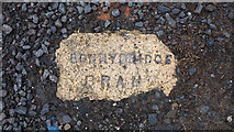 J5081 : Brick, Bangor by Rossographer