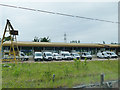NT3073 : Network Rail vehicles at Portobello Junction by Stephen Craven