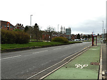 SE2534 : Where has all the traffic gone? by Stephen Craven