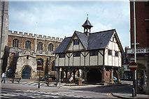 SP7387 : The Old Grammar School, Market Harborough by Colin Park