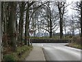 NT3195 : T-junction on A955 at Coaltown of Wemyss by Becky Williamson