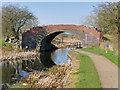 SD7908 : Machester, Bolton and Bury Canal, Rothwell Bridge by David Dixon
