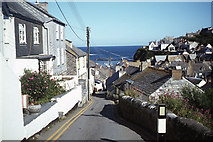 SW9980 : Port Isaac - Church Hill by Colin Park