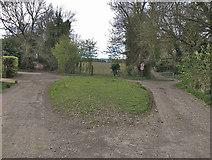 TQ1956 : Thirty Acres Barn by Hugh Craddock