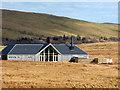 NS2457 : Clyde Coast & Garnock Valley Crematorium by Thomas Nugent