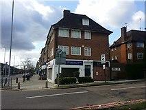 TQ2688 : Shops on Lyttelton Road from Greenhalgh walk by David Howard
