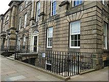 NT2473 : Handelsbanken, Charlotte Square, Edinburgh by Stephen Craven