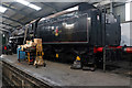 SE0337 : Keighley & Worth Valley Railway - Haworth workshops by Chris Allen