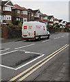 ST3090 : Argos home delivery van, Pillmawr Road, Malpas, Newport  by Jaggery