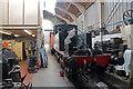 SE0539 : Bahamas Locomotive Society Museum, Ingrow by Chris Allen