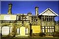 SE3052 : Ruins of Almsford Grange (1) by Chris Heaton