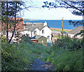 NT3396 : Fife Coastal Path at East Wemyss by Mat Fascione