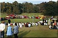 SK3686 : Bus rally at Norfolk Park, Sheffield, 1983 by Alan Murray-Rust