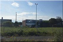 TM2532 : Wasteland near Harwich Station by N Chadwick