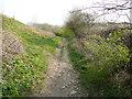 SE1024 : Twinge Lane, off Marsh Lane, Southowram by Humphrey Bolton