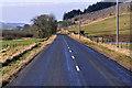 NT1042 : A72/A701 Heading North towards Kirkdean by David Dixon
