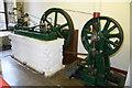 SE2734 : Leeds Industrial Museum - engine and pump by Chris Allen