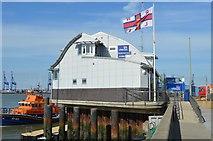 TM2532 : Harwich Lifeboat Station by N Chadwick