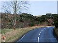 NT1840 : A72 near to Hallyne by David Dixon