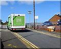 ST3090 : Asda home delivery van, Hollybush Avenue, Malpas, Newport by Jaggery
