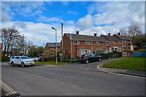 SS9512 : Tiverton : Tumbling Fields by Lewis Clarke