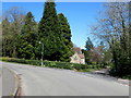SO9975 : Twatling Road and Warren Lane junction Lickey by Roy Hughes