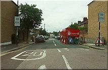 TQ4375 : Dumbreck Road, Eltham by Derek Harper